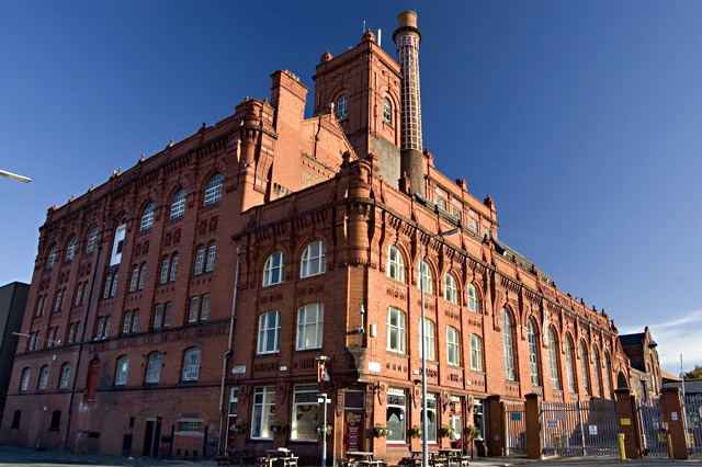 Caines Brewery Liverpool